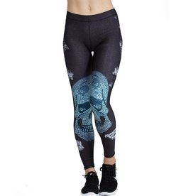 CRYSTAL SKULL 2.0 PERFORMANCE LEGGING
