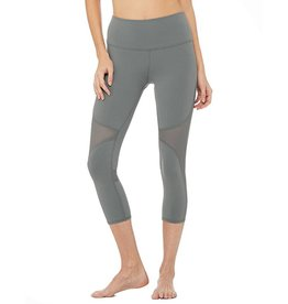 AlO HIGH-WAIST COAST CAPRI