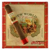 New World by AJ Fernandez Maduro Gordo Box of 20