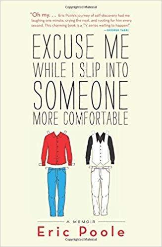 Simon & Schuster Excuse Me While I Slip Into Someone More Comfortable