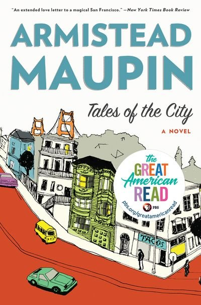 HarperCollins Tales of The City