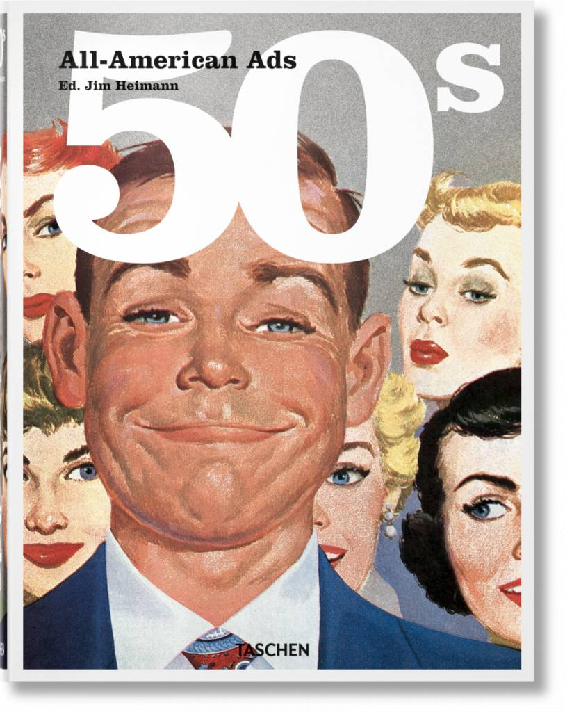 Taschen All-American Ads of the 50's