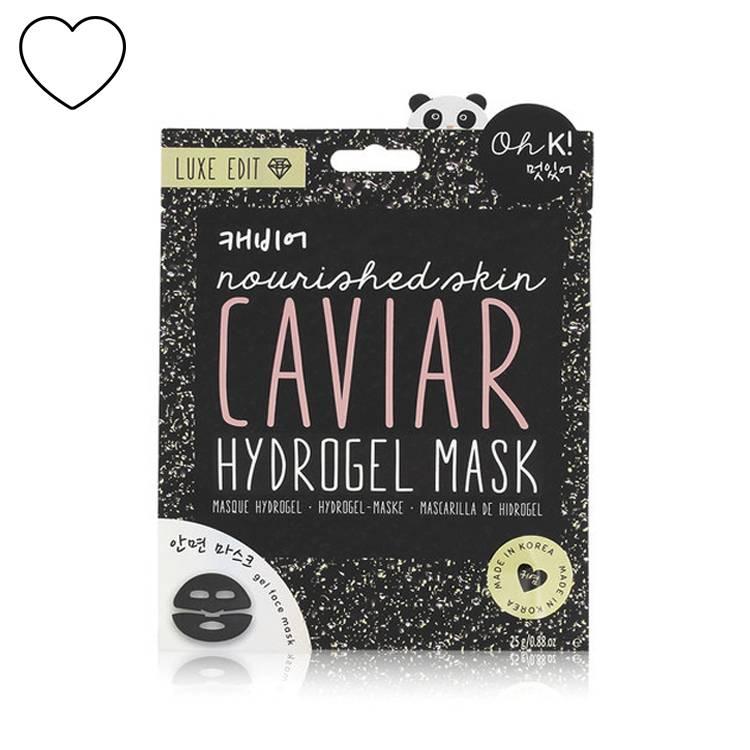NPW Hydrogel Caviar Face Mask