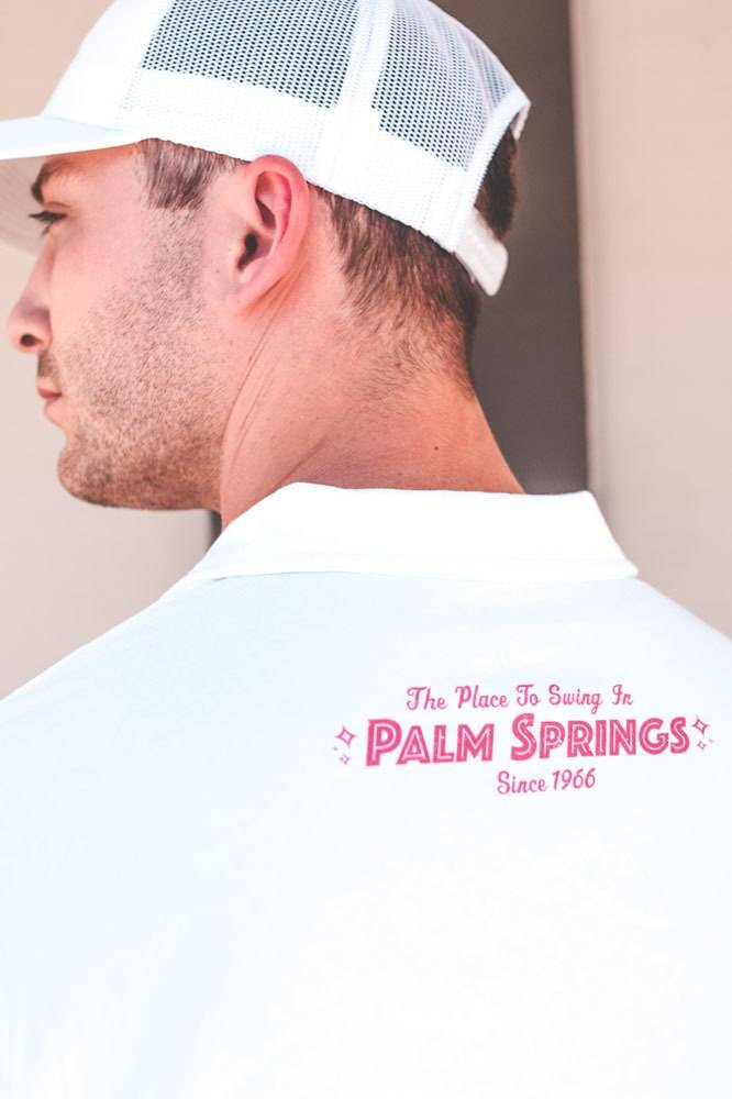 Twin Palms Country Club Polo Shirt
