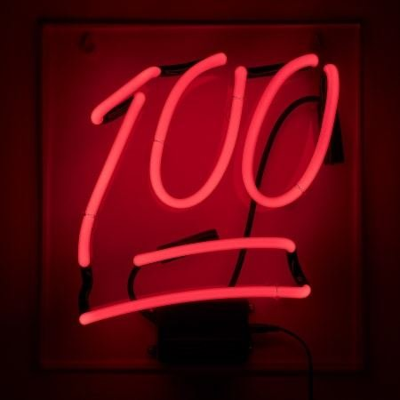Amped Neon 100 Wall Lamp