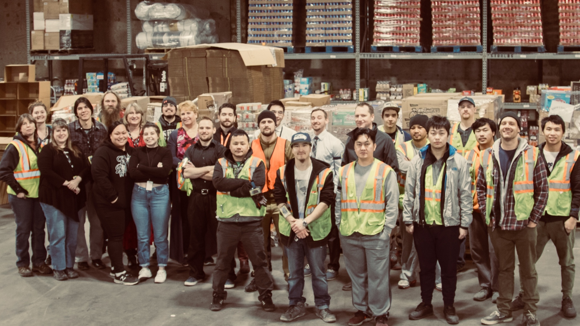 Warehouse Crew
