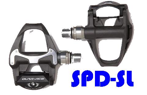 SPD-SL Pedals