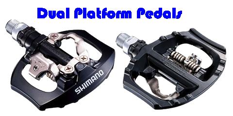 Dual Paltform Pedals