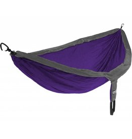 Eagles Nest Outfitters ENO Doublenest purple/char
