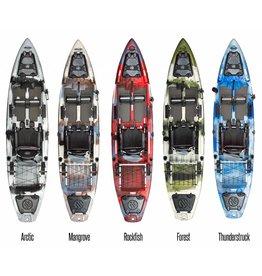 Jackson Kayak Kraken Rudder 15ft Thunderstruck