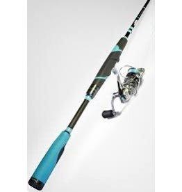 "Toadfish Toadfish spin rod 7' 4"" Med Lite xf"