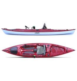 Eddyline Caribbean 12 Angler - Red