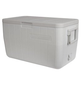 Coleman 48Qt Performance Series White Coleman 3000003702 Marine Cooler