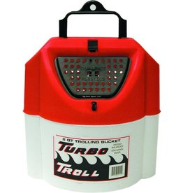 Challenge 8Qt Challenge 50114 Turbo Troll Bucket Blue(not red)