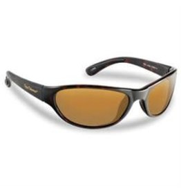 Flying Fisherman Key Largo Tortoise Frame Amber Lens Flying Fisherman 7865TA Sunglass