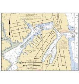 Captain Seagulls Rudee Inlet, VA Chart