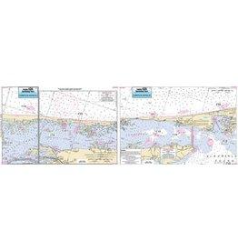 Captain Seagulls Currituck Sound, NC Chart