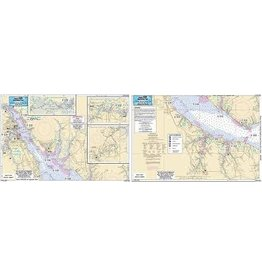 Captain Seagulls Upper Neuse River, NC Chart