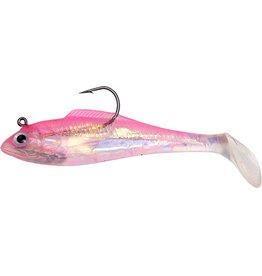 Billy Bay oz, Pink, 3/Pack Billy Bay 888-8-3-4 Halo Shad, 1/8