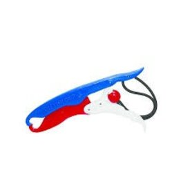 Fish Grip White&BlueFloats Fish Grip 01-3780-AAFG Red