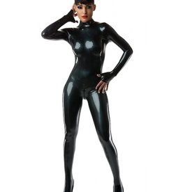 FF Princess Catsuit With No Feet 3 Way Back  Zip