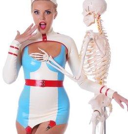 HON Carry On Nurse Latex Dress And Jacket