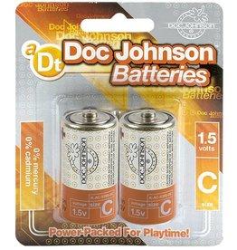 ECN C Batteries 2 Pack