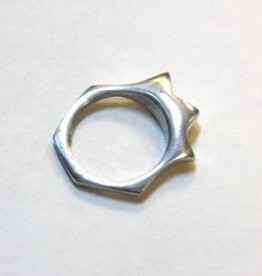 FIC Spike Ring Adjustable