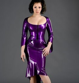 PMI Latex Orchid Skirt
