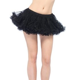 LGA Mini Chiffon Puffy Petticoat