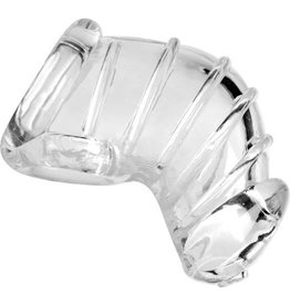 ECN Detained Soft  Body Chastity Cage