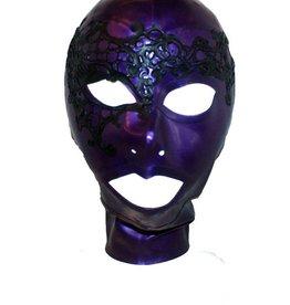 MKL Full Face Hood With Detailed Half Mask