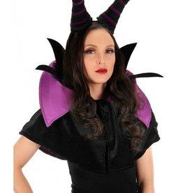 ELO Maleficent Headband And Collar Set
