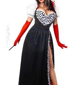 DC 4 Pc Cruella Costume
