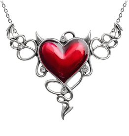 LOE Devil Heart Genereux Necklace