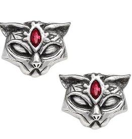 LOE Sacred Cat Earrings