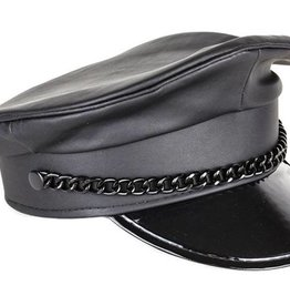 FPL Black Chain Police Hat