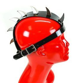FPL Claw Spike Mohawk with Adjustable Vinyl Head Strap Black