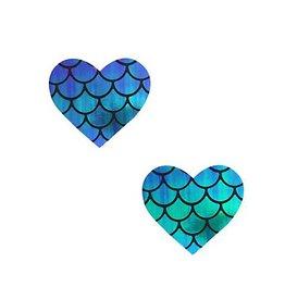 NN Mischievous Mermaid I Heart U Holographic BodiStix