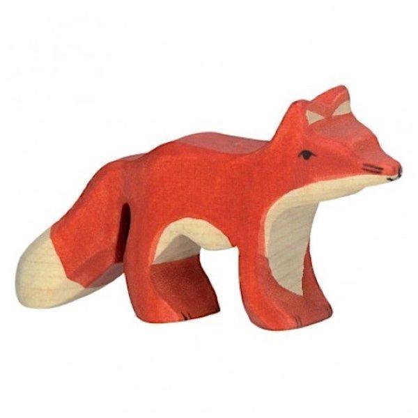 Holztiger Wooden Fox - Small
