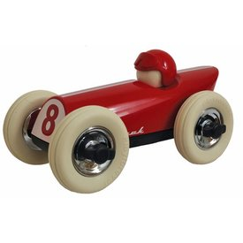 Playforever Midi 3 Race Car Buck - Red