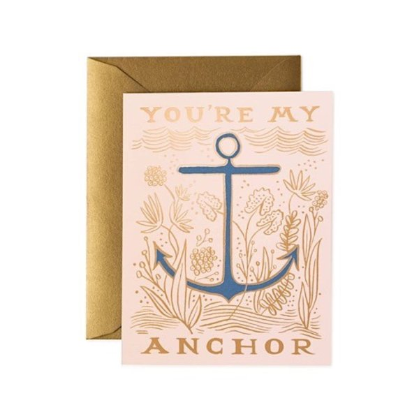 Rifle Paper Co. Card - My Anchor