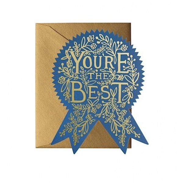 Rifle Paper Co. Card - You're The Best