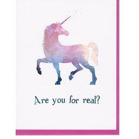 Annie Taylor Unicorn Card