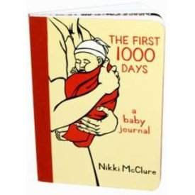 The First 1000 Days Baby Journal