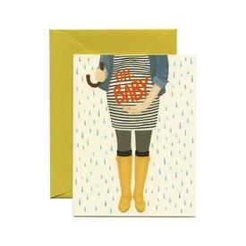 Yeppie Paper Oh Baby Card