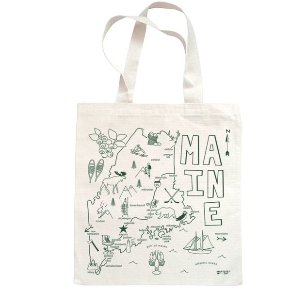 Maine Grocery Tote