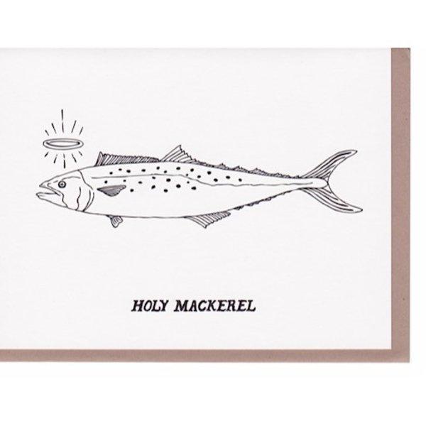 N'East Paper Card - Holy Mackerel