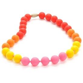Chewbeads Bleeker Jr Necklace - Punchy Pink