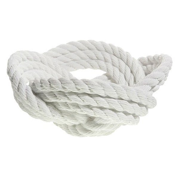 Rope Knot Bowl by Harry Allen - White